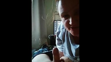 Ameatur blowjob message for more