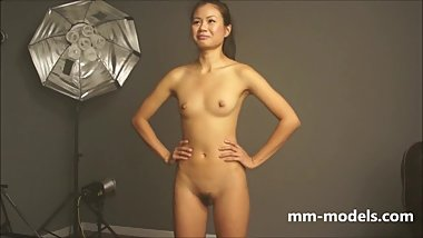 Nude Model Photoshoot [Asian Teen -108-]