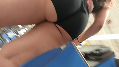 PAWG wit her daddy