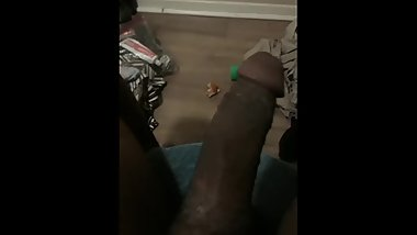BBC jacking session