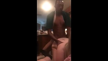 White Slut 4 Black Guys