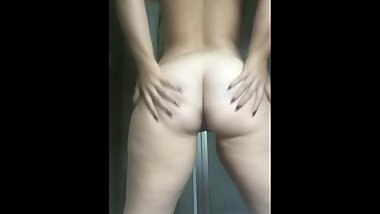Thick ass twerking nude