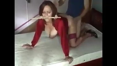 Dominated wife