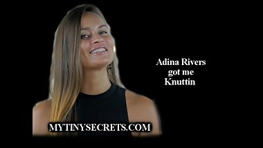 Adina Rivers : Masturbation Song Parody by Cummy Dee
