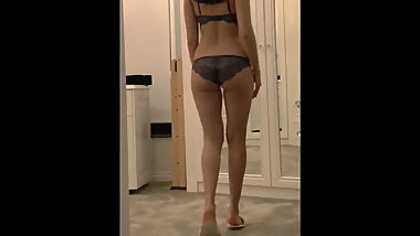 My Sexy Wife showing her ass
