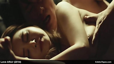 Se-ah Han & Yoon Ji-min Exposed And Romantic Scenes