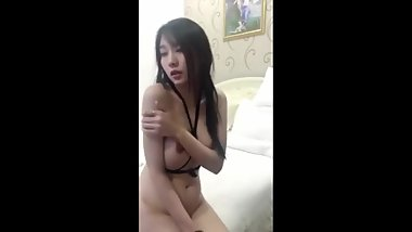 Amazing Korean Camgirl Dancing and Masturbating Part10