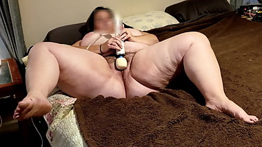 Teasing and Edging My Mature Pussy to Orgasm