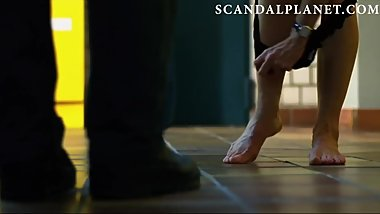 Andrea Sawatzki Nude Scene from 'Das Experiment' On ScandalPlanet.Com