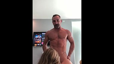 """""""I Think I Found The Back of Your Pussy"""" -Hot Body Daddy Fucks Her Hard"""