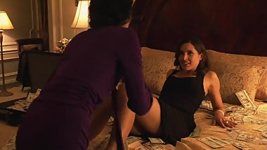 Rachel Shelley & Sandrine Holt - Lesbian Scenes - The L Word - NO MUSIC
