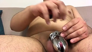 Post Weekend Chastity Release