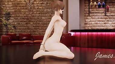 Adult game FallenDoll