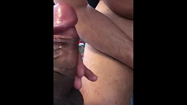 Drunk, horny and seduced by daddy. Was made to masturbate so I don't pull.
