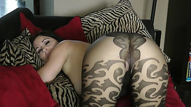 Milf pantyhose ass JOI