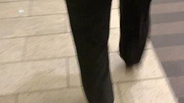 GILF PAWG in black dress pants 2
