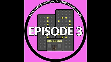 Smooth Brains and Almost Dying in Building 13 - Audio Podcast