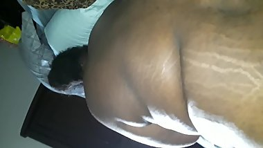 Anal training my young bbw (7/15/2019)