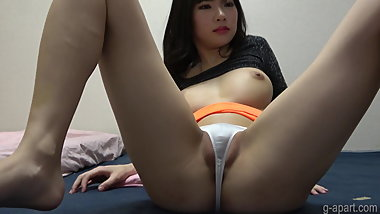 Yuuna Ishikawa Young Melons and G-string