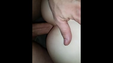 Korrupted Kristy getting her ass fucked