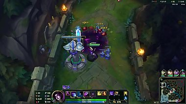 League of Legends Morgana 3