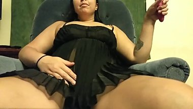 Thick White Girl, BORED & HORNY, FAT PUSSY