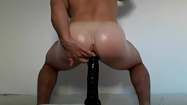 STEP BROTHER WATCHING ME RIDING ON BBC