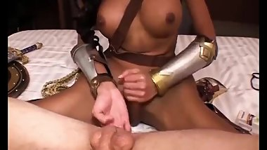 LADYBOY - Amazon Fucker