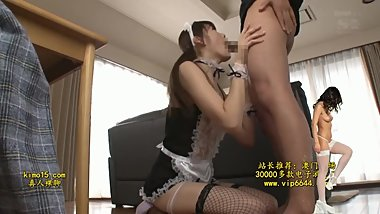 japanese dream maid work as your command #1