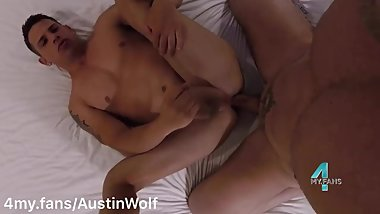 fucking Brent Everett in a cabin: 4my.fans/austinwolf