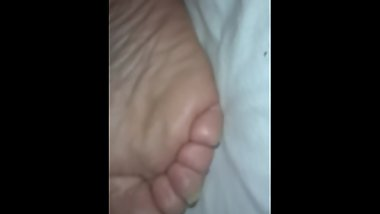 Sleeping mature soles