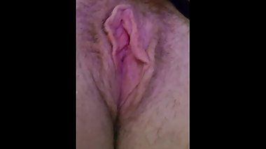 Mother Mary pussy rubbed until orgasm