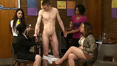 CFNM - Parent's Evening - Mommy's Boy