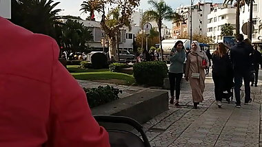 Hijab mom big ass 2