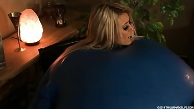 Blueberry suit inflation