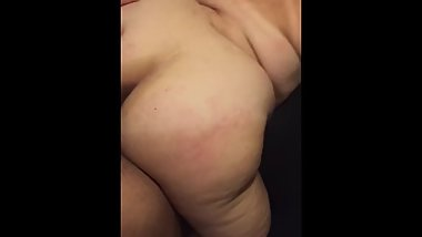 BBW big Ass backshot Puerto Rican