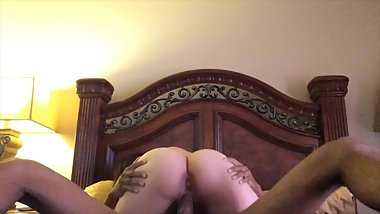 Latina GF Sucks and Rides BBC to Creampie