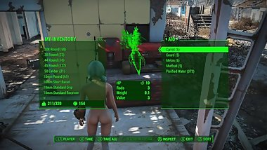 Talon Queen plays - Fallout 4 - part 38 - Modded edition