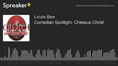 Comedian Spotlight Cheesus Christ