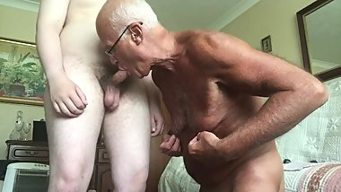 Lozza one good sucking and kissing