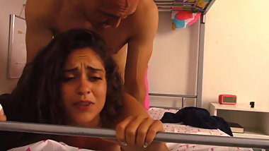 Orgasmic Teen Ziggy Star Acts Out Her Father Fantasy