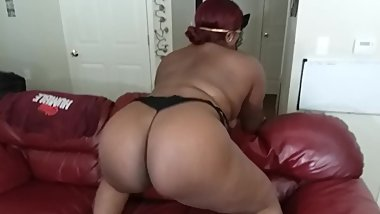 Big Booty Bbw Twerk For Big Daddy