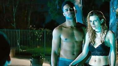 Bella Thorne Bikini Scene from 'Ride' On ScandalPlanet.Com