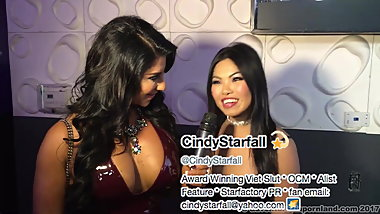 XRCO 2017 - Cindy Starfall and Sophia Grace