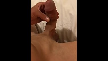 Double bj jerk off