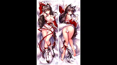 (HENTAI SLIDESHOW)[LEAGUE OF LEGENDS] AHRI Classic Outfit