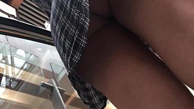 Turkish upskirt