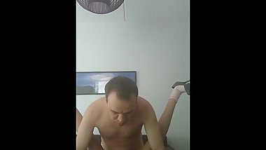 Chinese WM SEX DOLL get Fucked by me