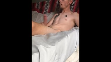 Solo Male Masturbation with cumshot - Nanananana9
