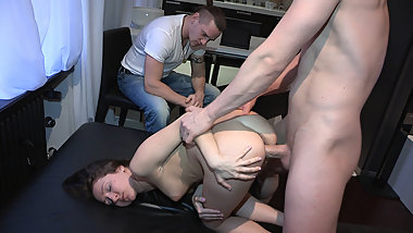 Dirty Flix - Selena Stuart - Hot fuck from a stranger
